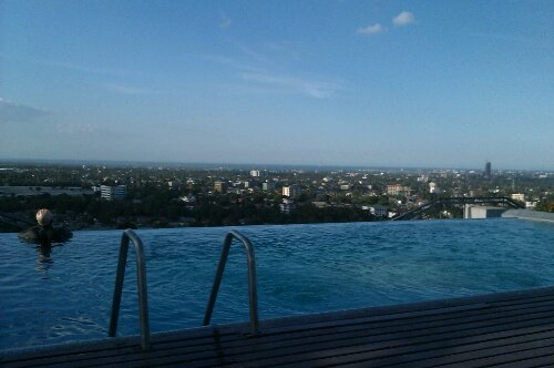 swimming pool in Daressalaam