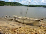These traditional dhows are a heritage to dwellers of Pangani.