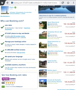 bookingworld.com's reasons to book wigh them.