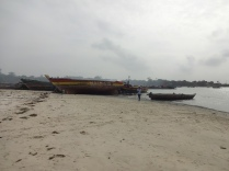 Boat parking in Kigamboni, Dar-es-salaam.